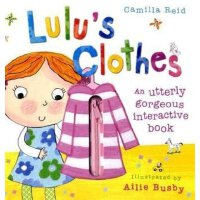 Lulu's Clothes露露的衣服ISBN9780747597841