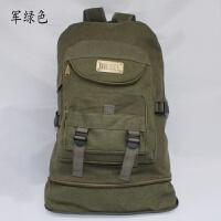 超大容量户外旅行包帆布包双肩背包男女包加大行李背囊电脑包