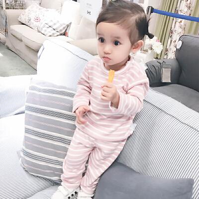 婴儿套装春款6宝宝3个月新生儿季装长袖小童睡衣家居服新年 发货周期:一般在付款后2-90天左右发货,具体发货时间请以与客服协商的时间为准