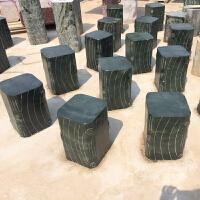 花岗岩石桌石凳庭院花园家用石头桌子户外椅园林小景中式摆件
