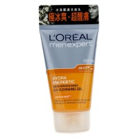 �W�R雅 L'Oreal 男士�拍鼙�爽��面��哩Men Expert Hydra Energetic 100ml