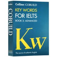 柯林斯雅思考试关键词汇3 高级 英文原版 COBUILD Key Words for IELTS: Book 3 Adv