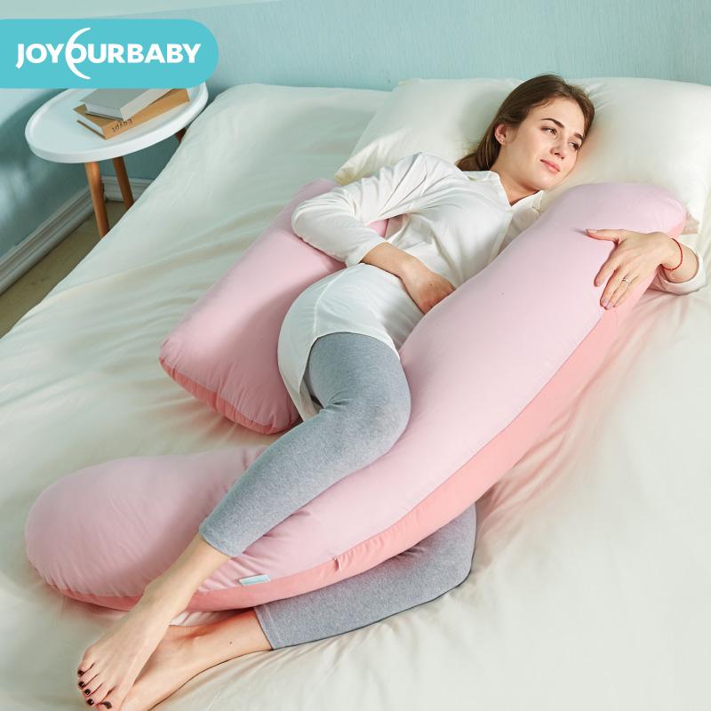 佳韵宝孕妇枕头护腰侧睡枕睡觉侧卧枕孕托腹抱枕多功能u型枕腰枕