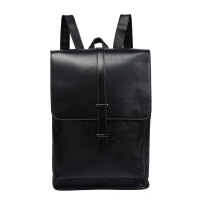 茉蒂菲莉 双肩包男 复古双肩包男士韩版旅行背包商务潮流时尚背包