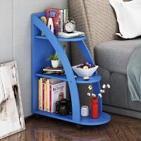 客厅边几角几沙发边桌边柜可移动户型迷你小茶几沙发边收纳置物架