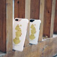�有牧计� iPhone7  iPhone 6s 手机壳 初冬小鸡 硬壳 苹果保护套 iPhone6手机保护壳 Plus 保护壳 外壳 外套 保护套 手机壳保护套