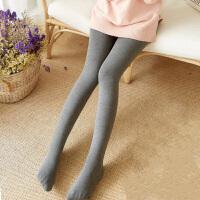 打底裤 女士加绒保暖显瘦一体裤冬季新款韩版女式时尚休闲舒适百搭连裤袜