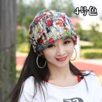 帽子女韩版潮百搭时尚包头帽甜美可爱英伦头巾帽