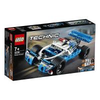 【当当自营】LEGO乐高积木机械组Technic系列42091 警察大追击