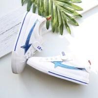儿童运动鞋男童女童板鞋小白鞋中小童 户外童鞋韩版百搭潮