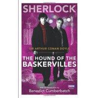 英文原版 Sherlock 福尔摩斯 第四部 巴斯克维尔的猎犬