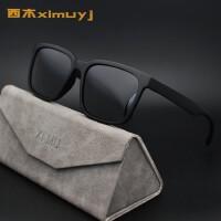 超轻偏光太阳镜男女同款时尚防紫外线墨镜司机驾驶防眩目偏光镜