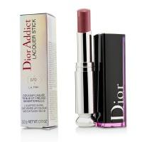 迪�W Christian Dior 魅惑釉唇膏 黑管漆光 固�w唇釉 抖音同款 -570 L.A. Pink(3.2g)