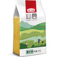 燕之坊内蒙古赤峰月子米黄小米宝宝辅食五谷杂粮营养小米粥1kg