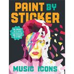 Music Icons Re-create 12 Classic Photographs On Sticker at