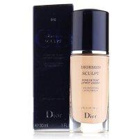 迪奥(Dior)凝脂亲肤/清透亮润泽粉底液30ml 010#