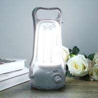 LED充电式帐篷灯可手提超亮马灯户外照明露营灯家用应急灯