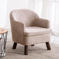 小型休闲北欧单人沙发卧室可爱卧室阳台小沙发现代简约喂奶椅