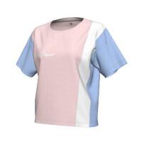 【超品预估价:28】361度短袖T恤女装夏季短袖薄运动服时尚休闲跑步服女装