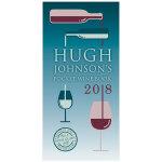 Hugh Johnson's Pocket Wine Book 2018,休・约翰逊的口袋酒谱 英文餐饮图书