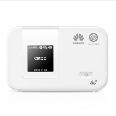 华为 E5375升级版 电信/移动/联通LTE 4G上网伴侣 WIFI随身无线路由器