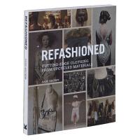 Refashioned 时尚再创造 英文服装设计书籍