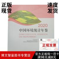 2020中国环境统计年鉴(2021年3月出版)