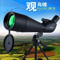 高清棱镜望远镜高倍单筒防水60变倍透视镜高清观鸟镜透视人体