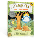 Goldilocks and the Three Bears《三只小熊》 1989年 凯迪克银奖绘本 4岁及以上少儿英