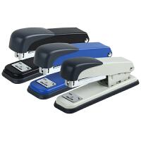 齐心 B3046 办公文具用品装订起订工具舒适型订书机订书器