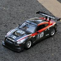 可充电男孩儿童玩具车礼物电动模型遥控汽车GTR漂移赛车高速跑车
