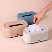 9北欧ins简约纸巾盒莫兰迪创意客厅茶几桌面抽纸收纳盒家居装饰品