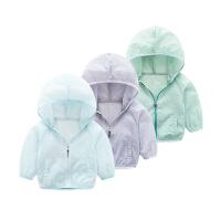 婴童装亲子装夏季外出薄款潮防晒服全家装母子装男宝宝外套