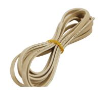 抽打不锈钢金属胶木尼龙健身木质铁大鞭子编绳陀螺橡胶鞭绳d