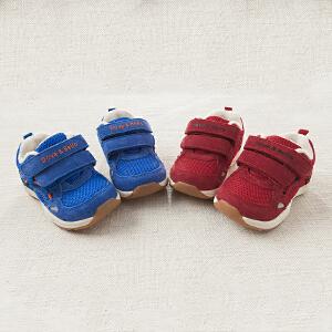 davebella戴维贝拉 男女童秋季运动鞋 宝宝保暖鞋子DB4303