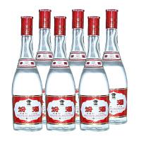 汾酒 42度玻瓶汾酒475ml * 6 清香型白酒