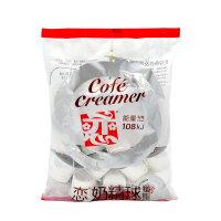 咖啡*伴侣 台湾恋牌奶油球 大恋液态鲜奶精球 10mlx20粒