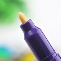 金万年子灯板广告笔 可加墨水 3mm 书写幅度 8色搭配 (8支装)