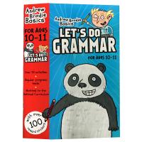 英国小学英语语法练习册10-11岁 英文原版 原版教材 小学教辅书 Let's Do Grammar 英文版 现货正版