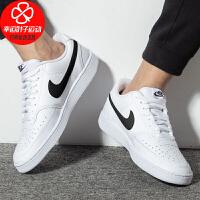 幸运叶子 Nike耐克 冬季男子COURT运动休闲鞋板鞋 CD5463-101