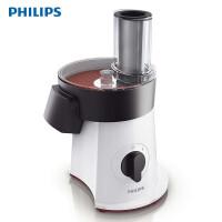 飞利浦(PHILIPS) 切菜器 家用多功能 果蔬切丝切片剁碎 食品加工料理机 HR1387