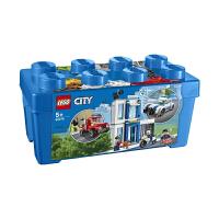 【����自�I】LEGO�犯叻e木城市�MCity系列60270警察系列�e木盒