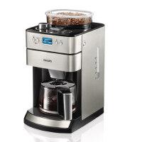 Philips/飞利浦 HD7751 豆粉两用美式滴漏式家用一体式现磨咖啡机