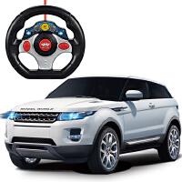 遥控车超大路虎汽车模型越野漂移赛车可充电儿童男孩电动玩具