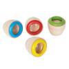 Hape万花筒3岁以上益智创意玩具红色蓝色绿色黄色颜色随机发货早教益智游戏E1003