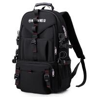 背包男 双肩包男士旅行包户外轻便旅游行李包休闲大容量登山书包