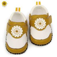 婴幼儿软底鞋学步鞋 休闲鞋童鞋男童小皮鞋卡通橡胶底鞋子