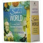 【预订】Sophie's World A Novel About the History of Philosophy