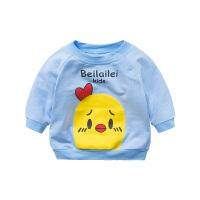童装装儿童装卫衣2017童卫衣03个月新款宝宝潮款婴儿衣服