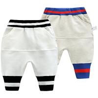 女童婴儿裤子新款女宝宝3-6-9个月韩版儿童男童长裤春秋装